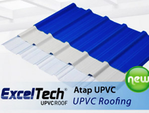 Atap UPVC ExcelTech