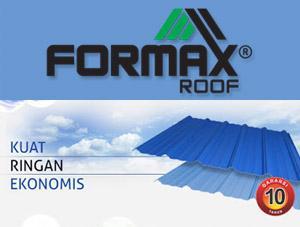 Atap UPVC Formax Roof