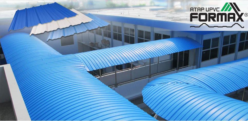 Supplier Atap UPVC Formax Roof